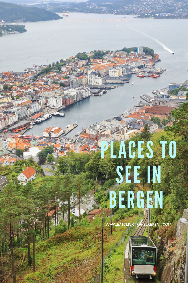 Places to see in Bergen
