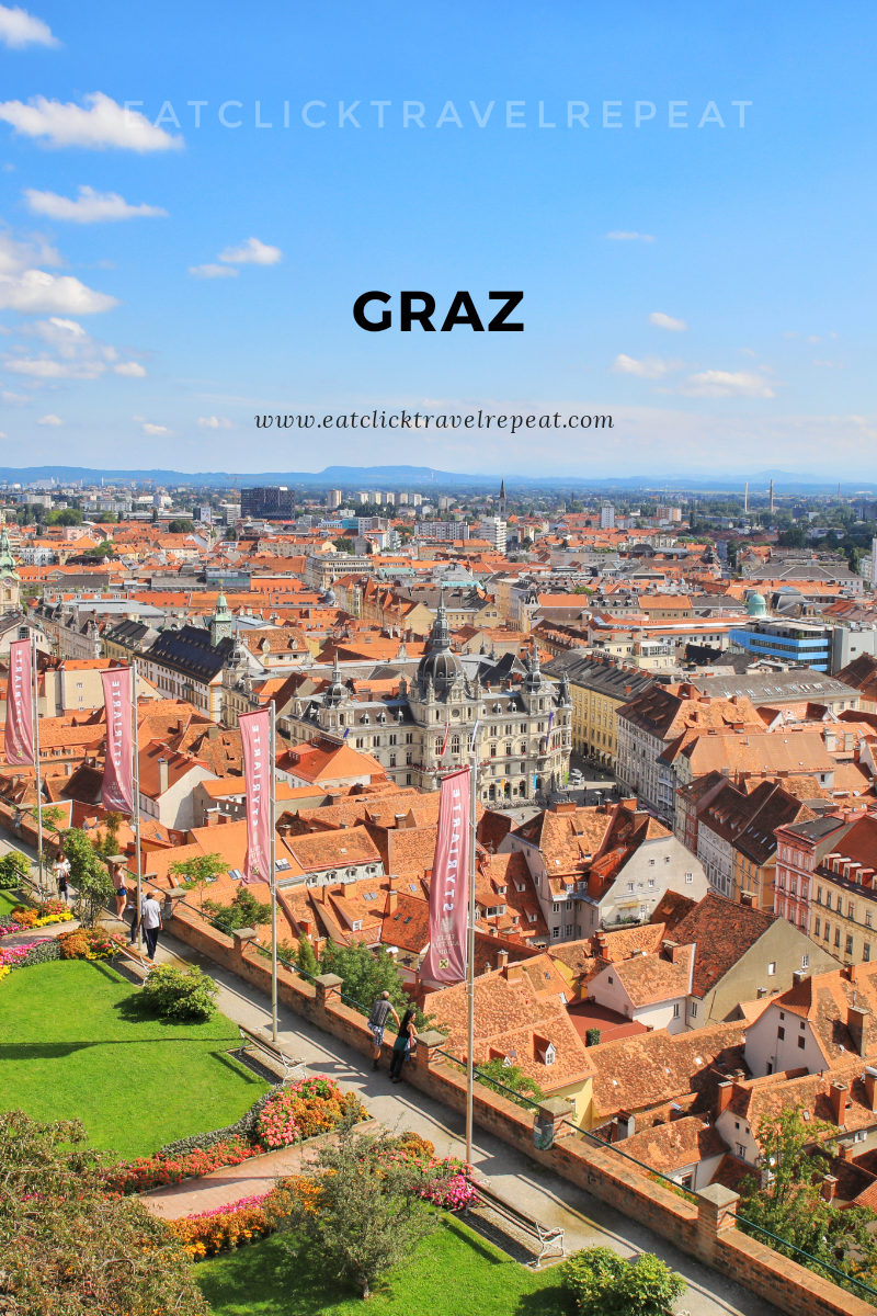 What to do in Graz?